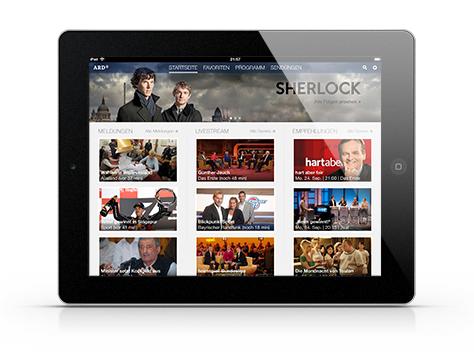 ARD-App | Public Broadcasting 2020