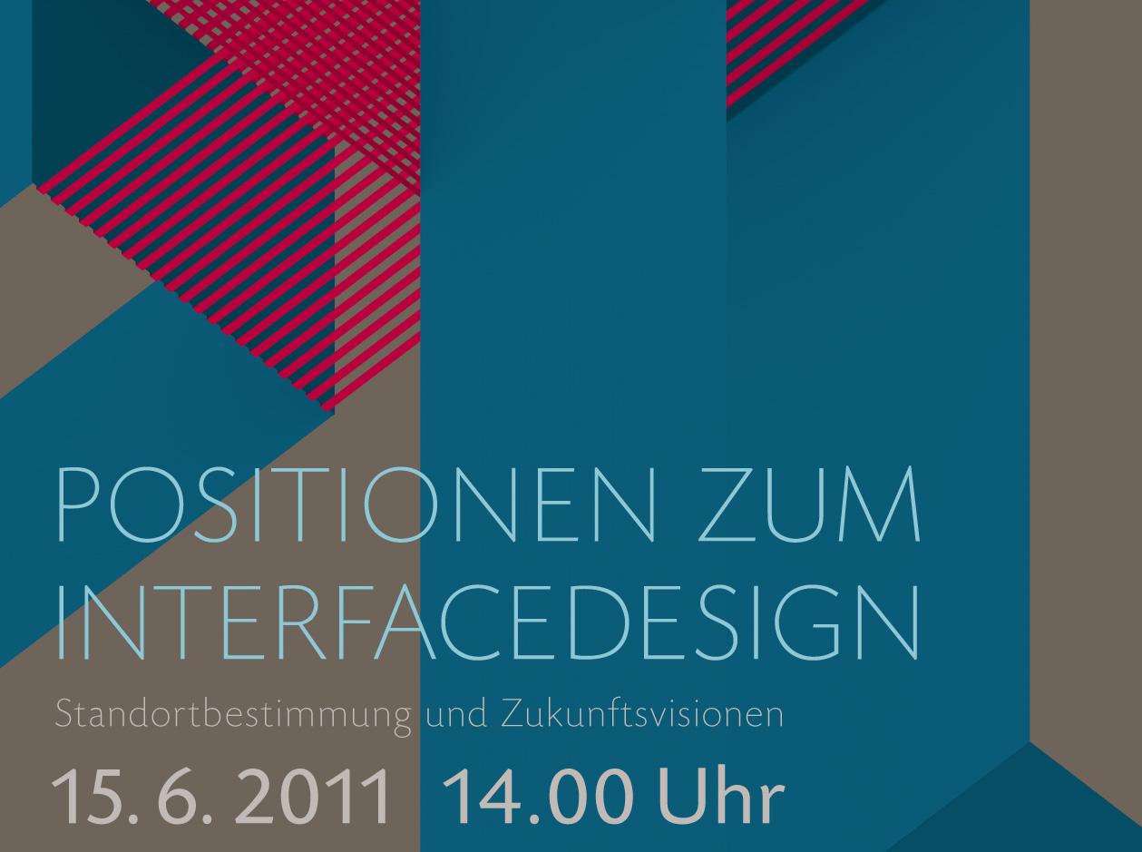 Positionen zum Interface-Design