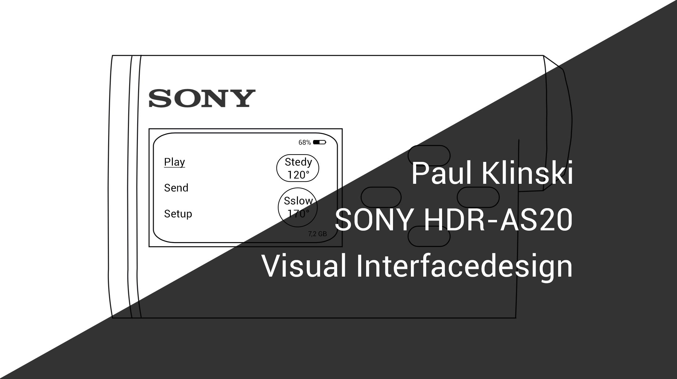 Visual Interfacedesign – Documentation