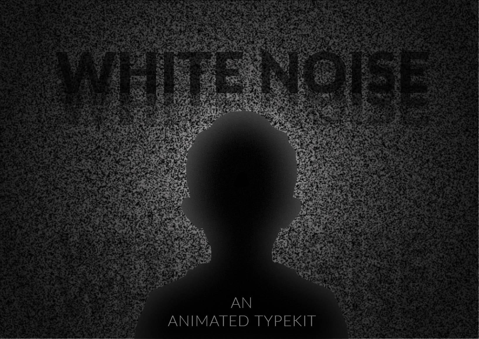 White Noise - A Dynamic Tpyekit