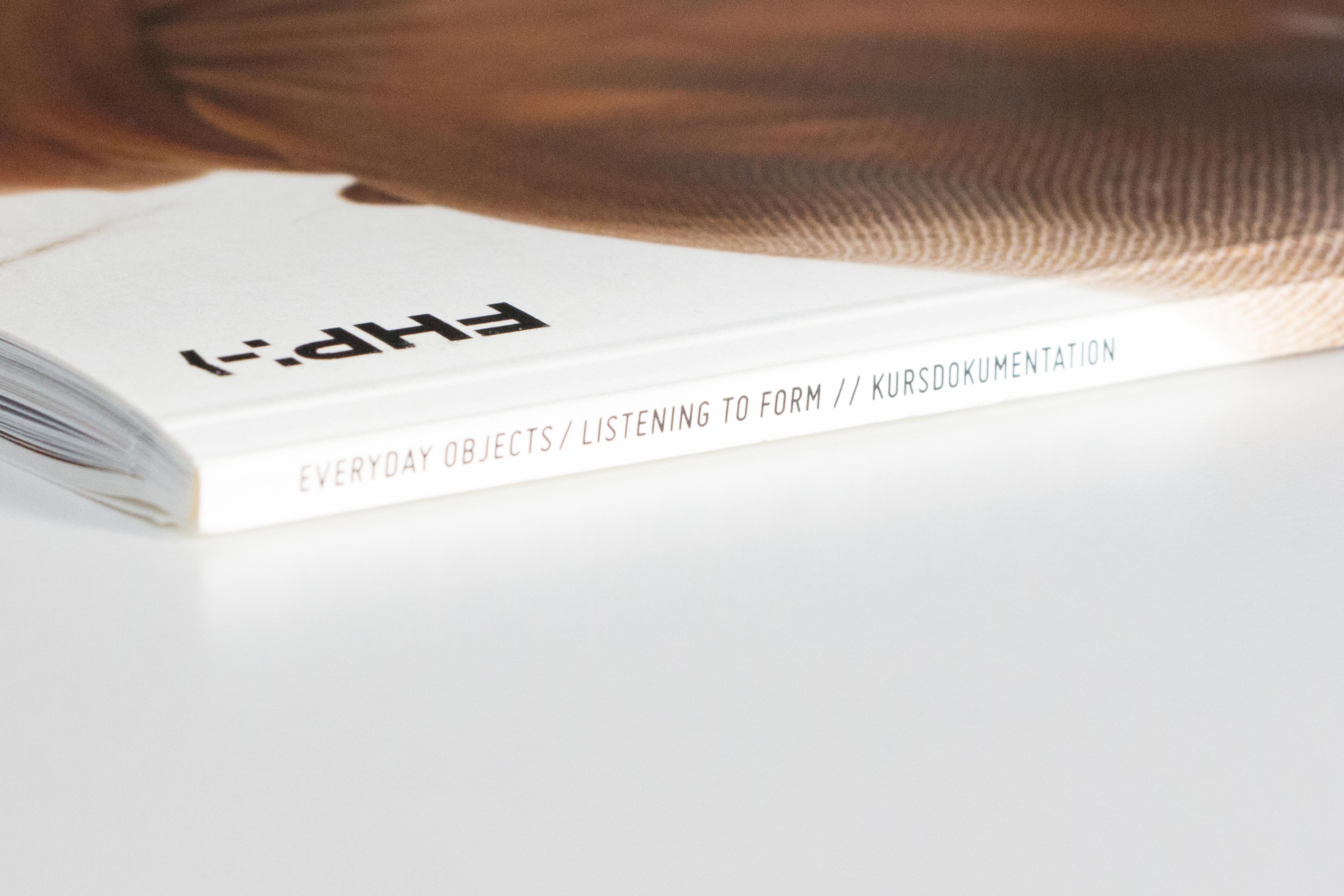 Everyday Objects – Nahtlose Grenzen Dokumentation