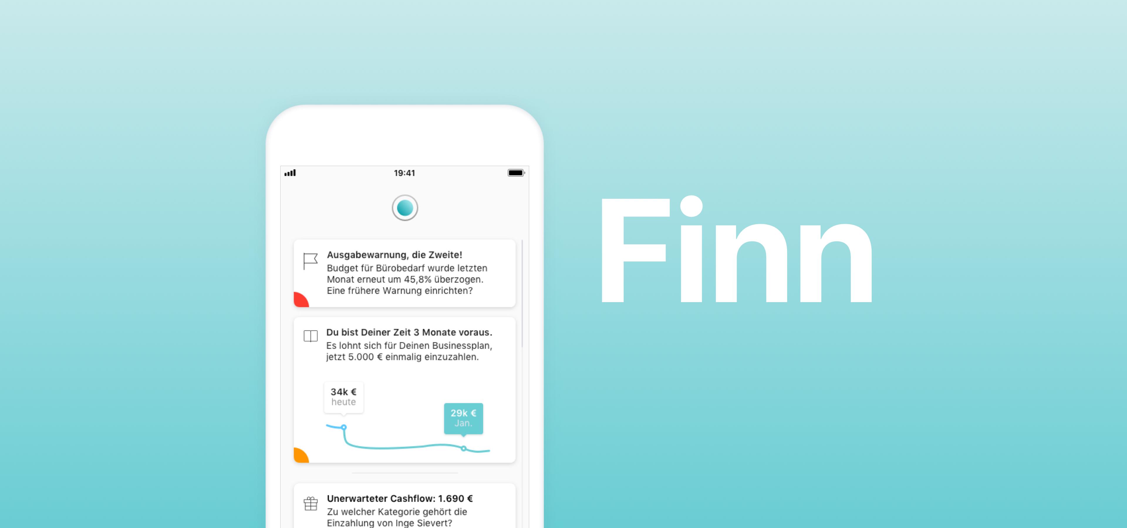 FINN – digitaler Finanzassistent