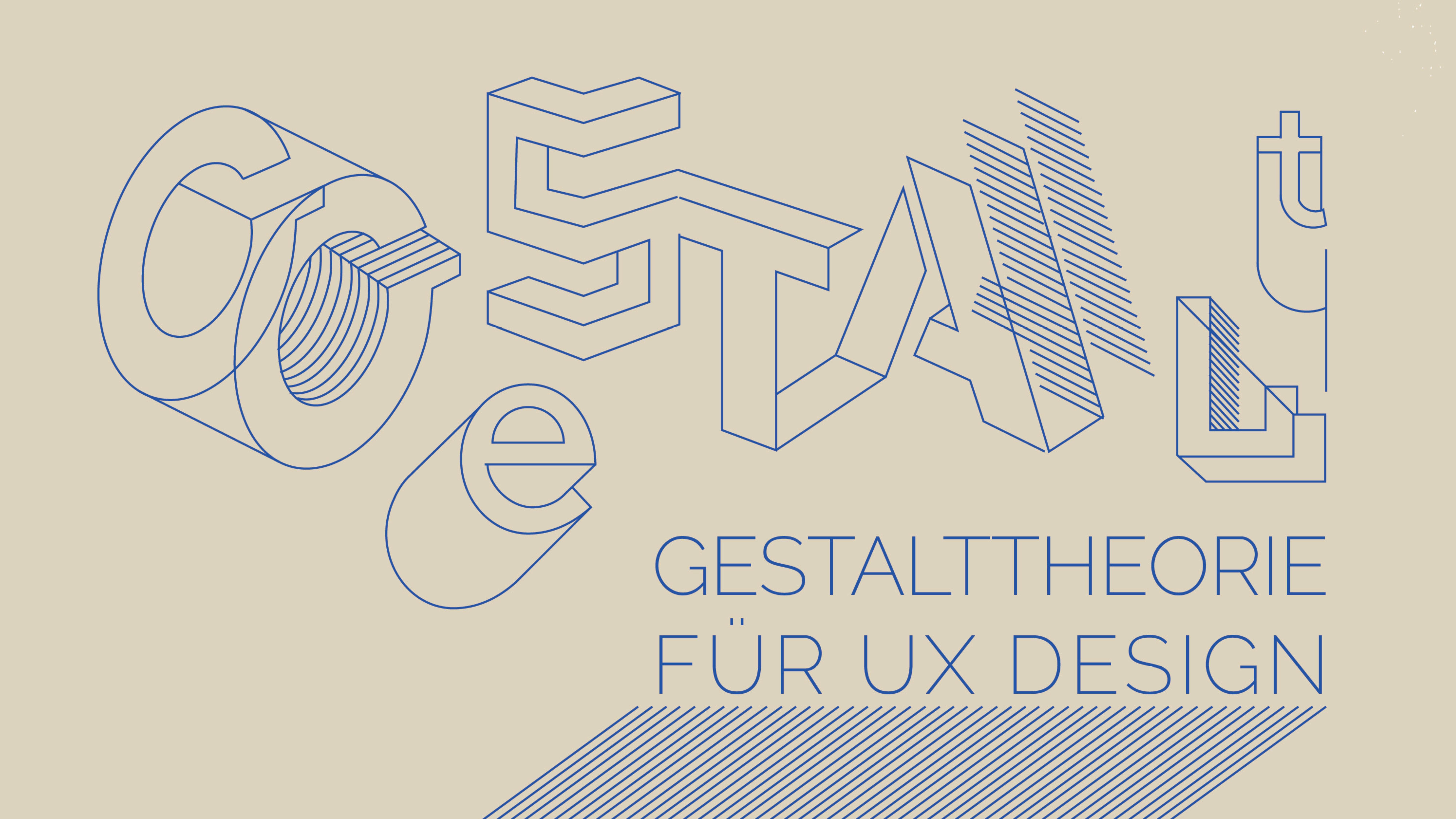 Gestalttheorie für UX Design