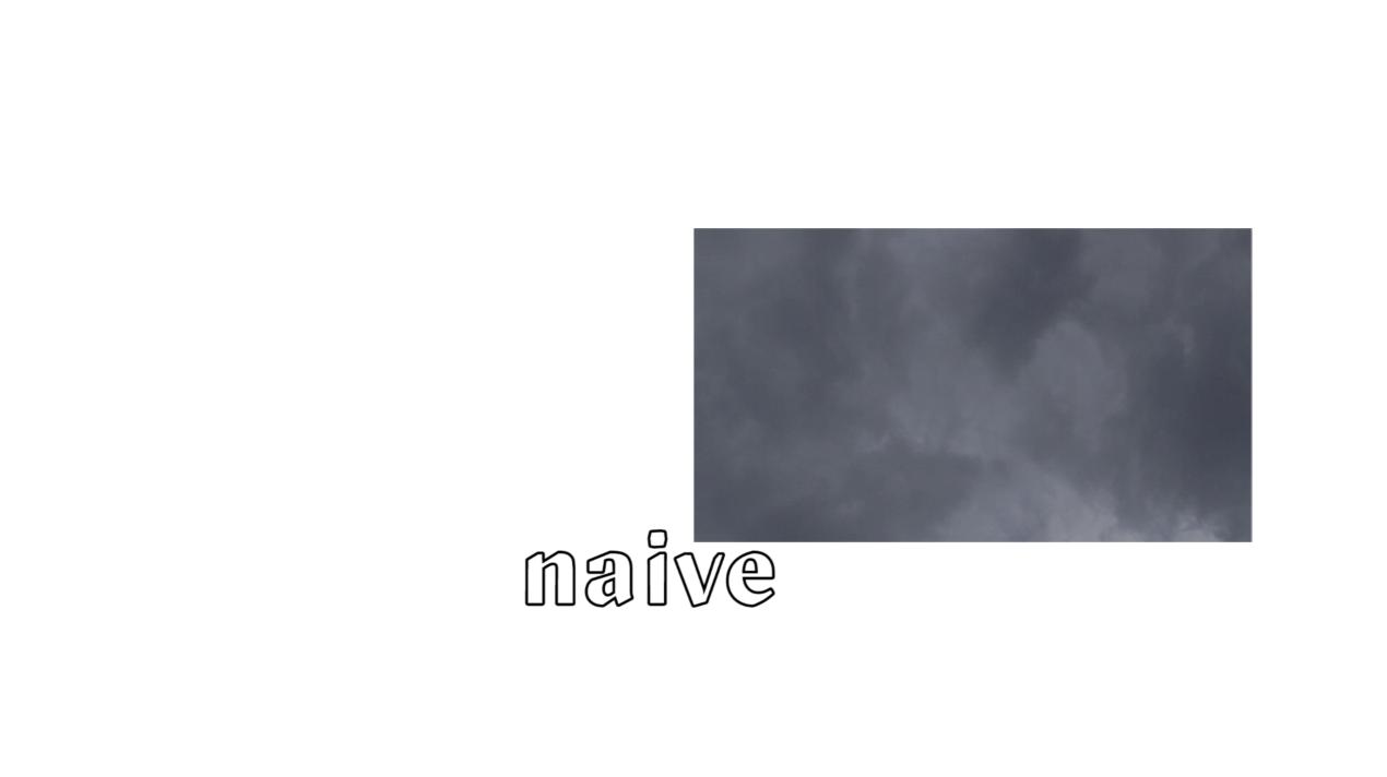 Naive - Musikvideo