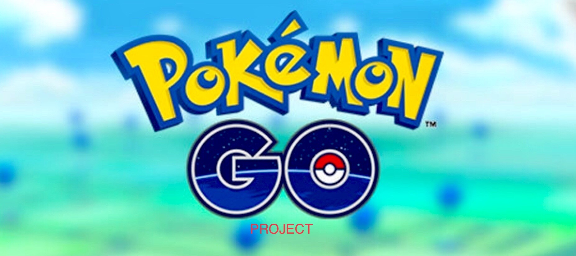 The Pokémon Go Project
