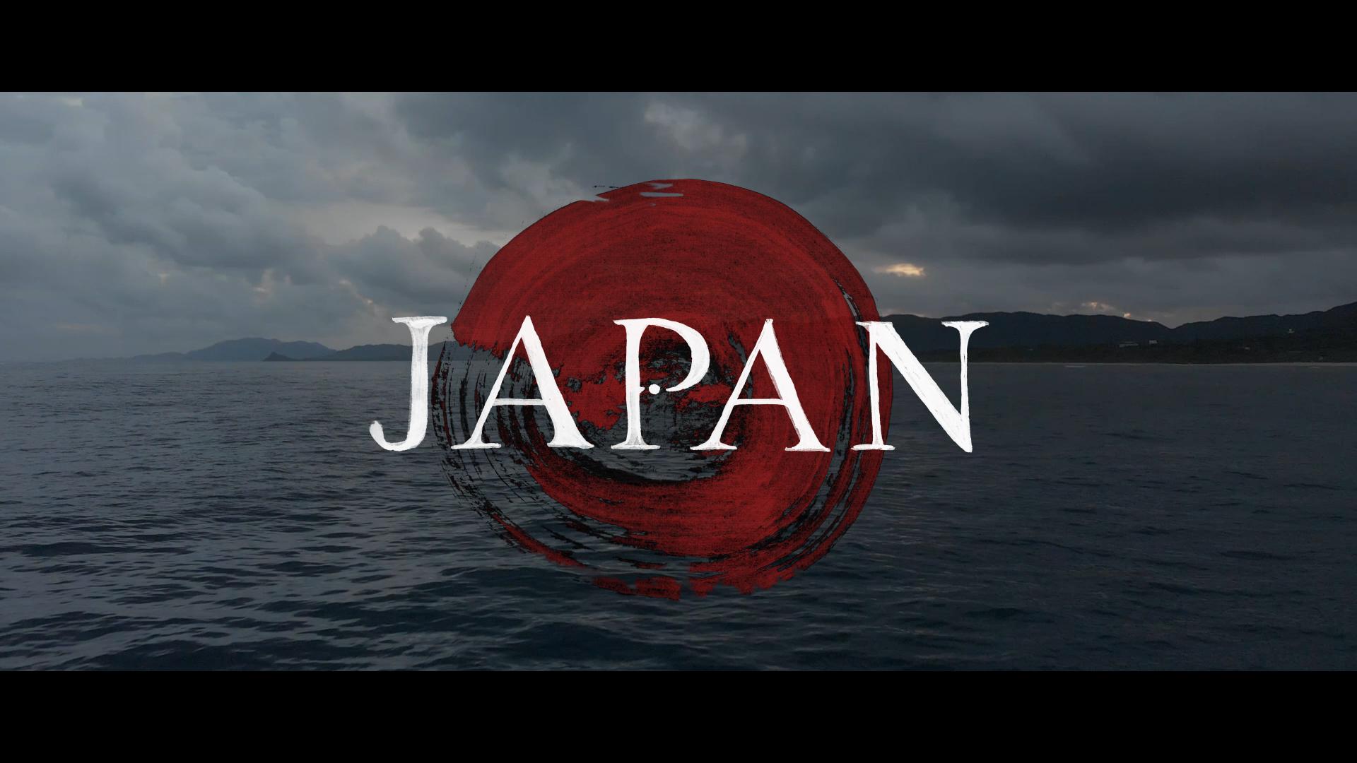 Main Titel Design Japan