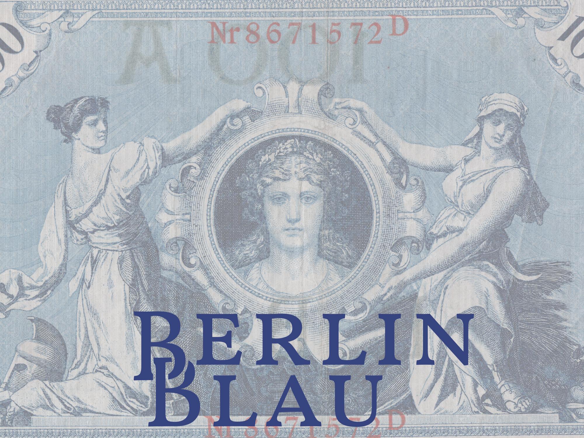 Berlin Blau