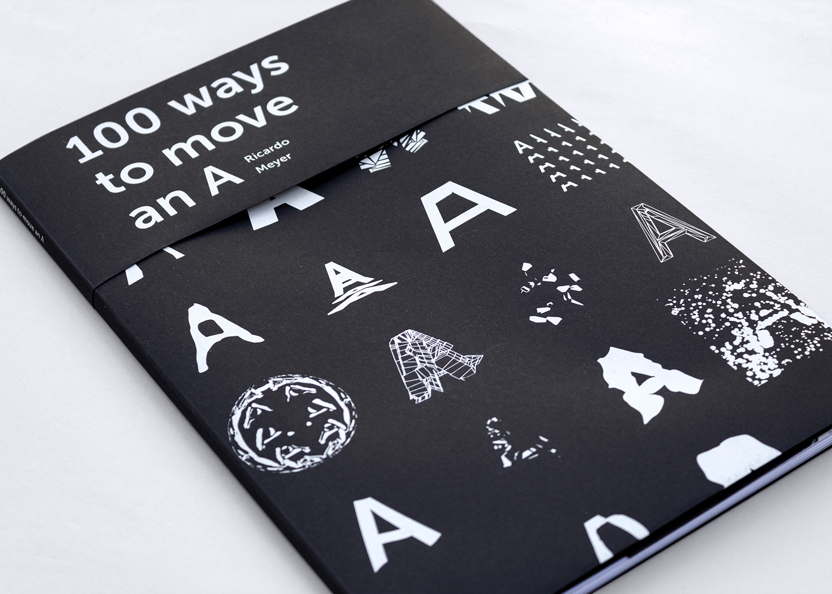 »100 Ways to Move an A« AR-Publikation