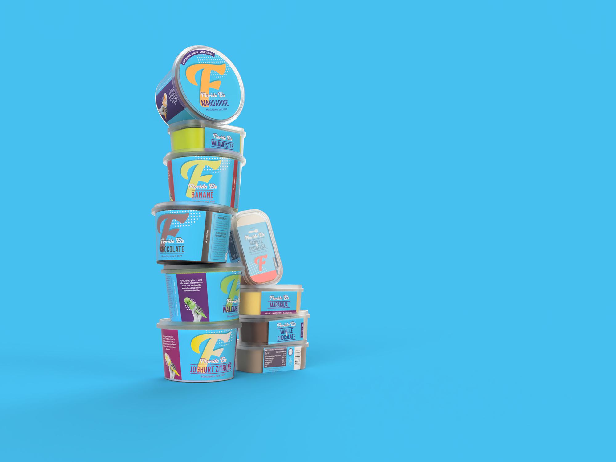 FLorida Eis – Redesign