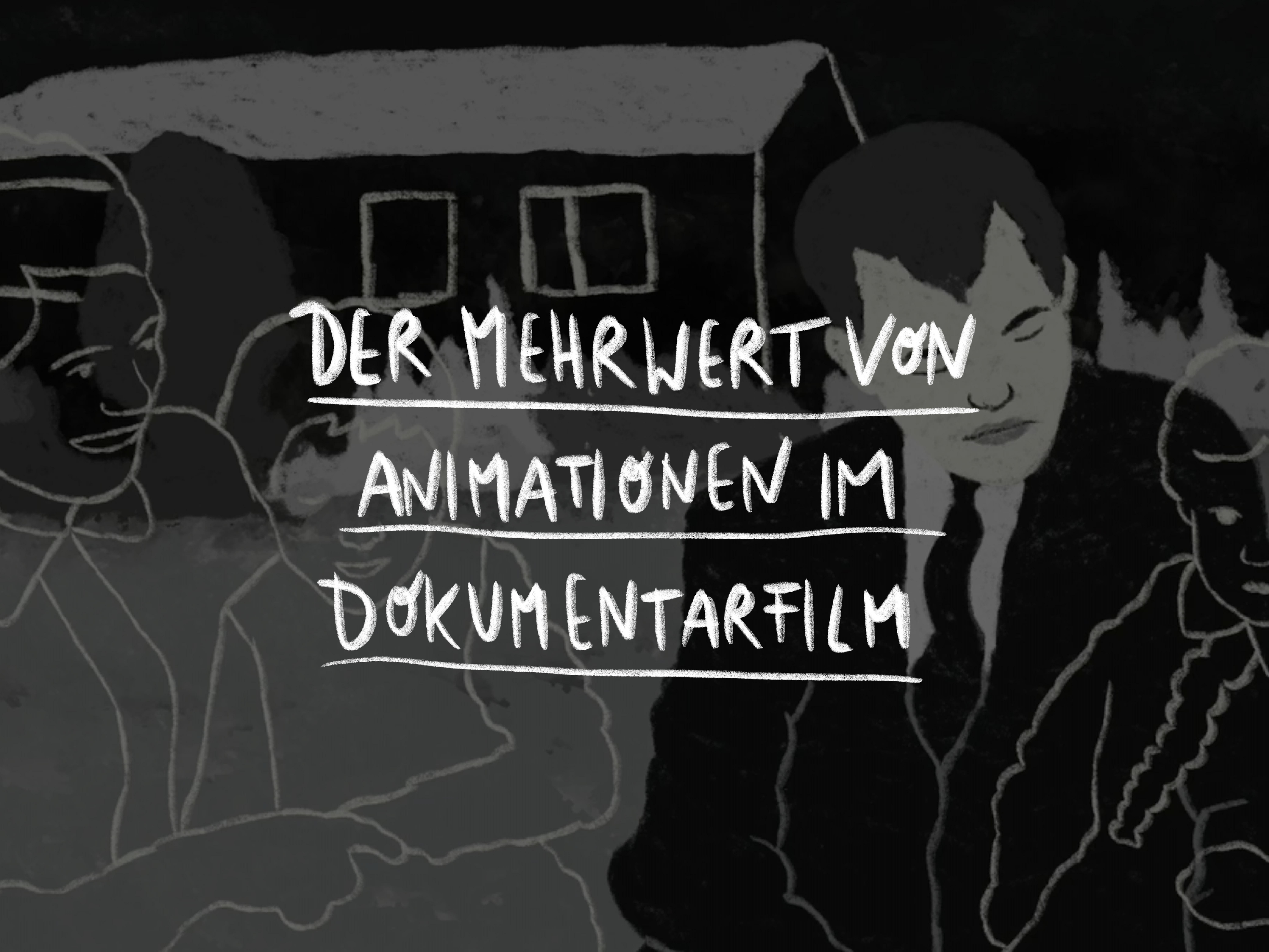 Der Mehrwert von Animationen im Dokumentarfilm –