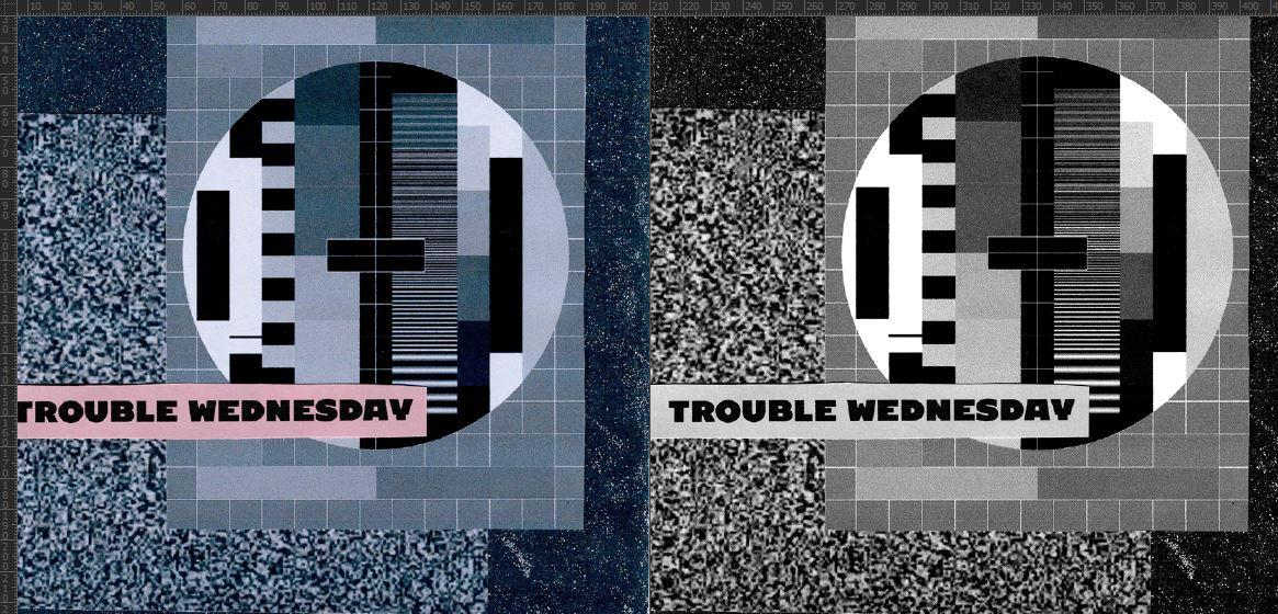 TROUBLE WEDNESDAY - online Vortragsreihe im MAI!!!