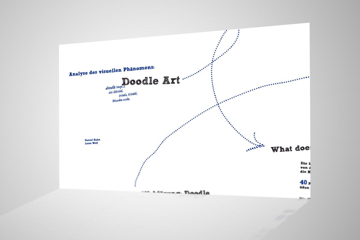 Das visuelle Phänomen: »Doodle Art«