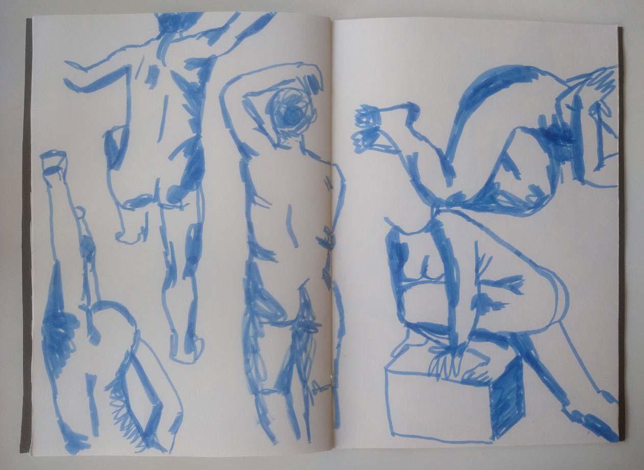 Abschlusspräsentation Figur und Raum