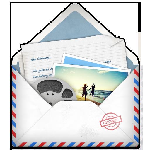 Chummy: Ein persönliches E-Mail-Programm