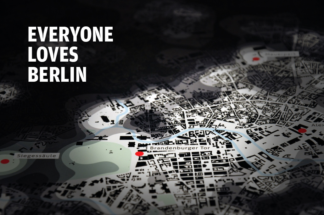 EVERYONE LOVES BERLIN