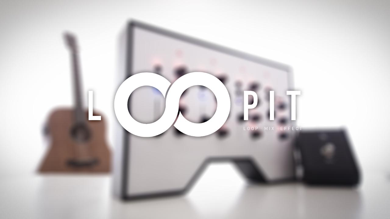 LOOPIT – Loop • Mix • Effect