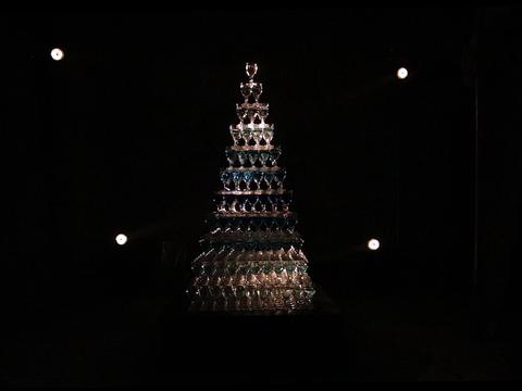 Dokumentation Installation Glaspyramide TRAFO Weisswasser