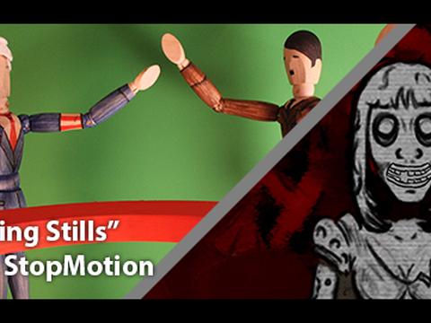 """""""Moving Stills"""" in StopMotion"""