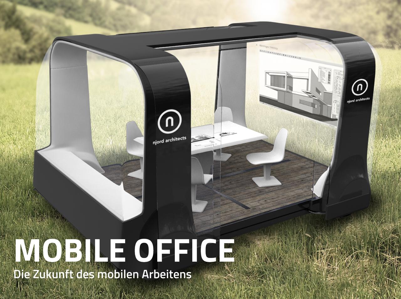 Mobile Office – Die Zukunft des mobilen Arbeitens