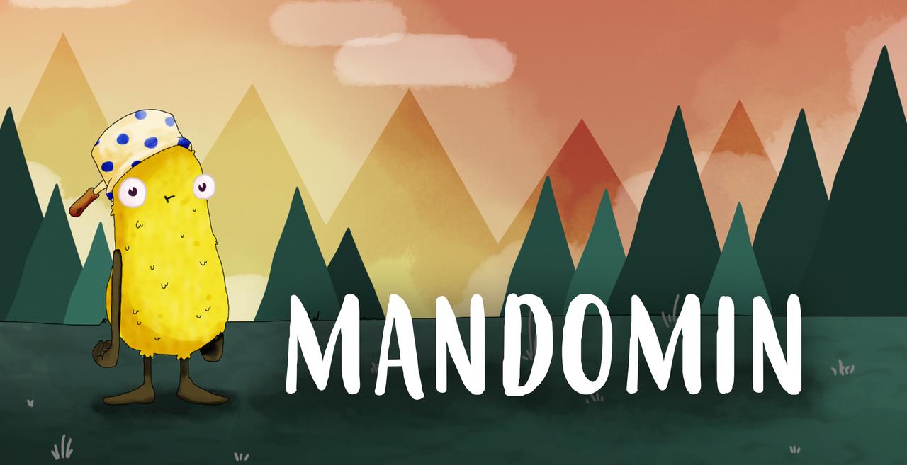 Mandomin – Konzeption und Gestaltung eines digitalen Kinderbuches – Tim Müller