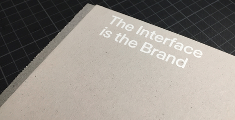 The Interface is the Brand