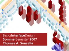 Basics Interface Design SS 07 // Dokumentation von Thomas A. Sonsalla