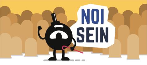 NOI SEIN – Ein interaktives Kinderbuch