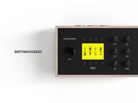 Rhythmusgerät – Prototyping Musical Interfaces