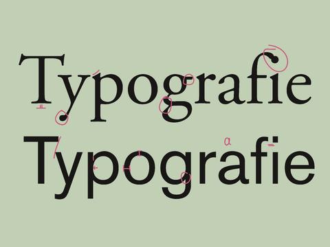 Grundlagen der Typografie – das Leporelloprojekt