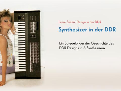 Synthesizer in der DDR