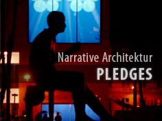 Pledges / Interactive Projection