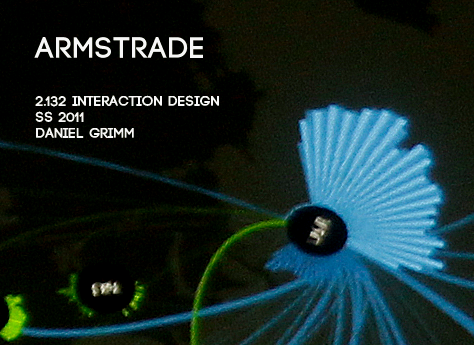 Armstrade - Immersive Datenvisualisierung